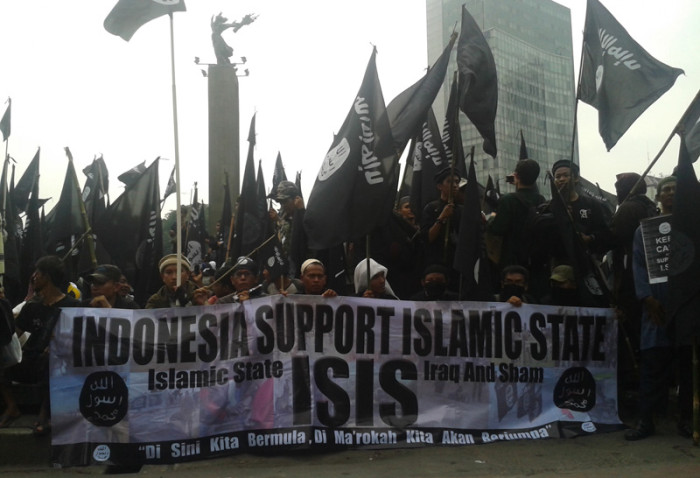 Indonesia, Singapore's neighbor, is  a hotbed of Islamic terrorism