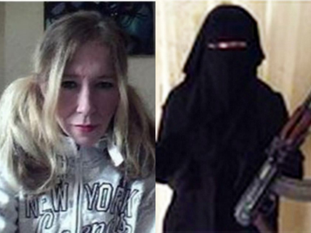 British girl recruited by ISIS