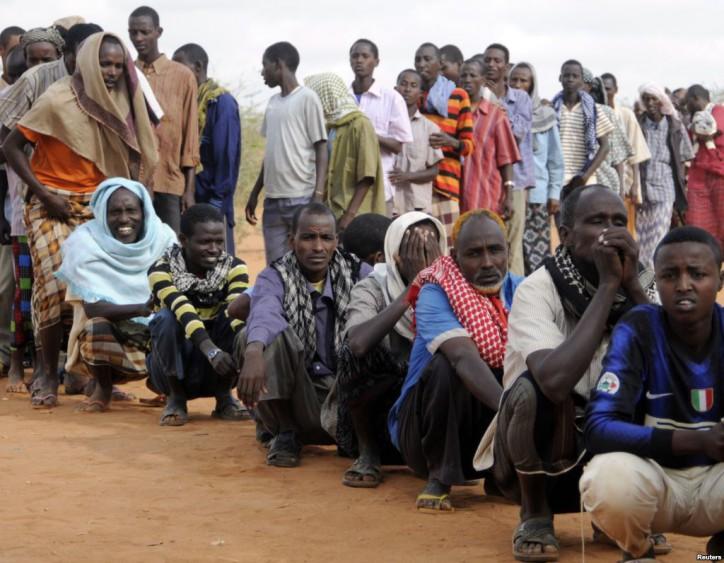 Hey Caliphornia, meet your new Somali welfare parasites