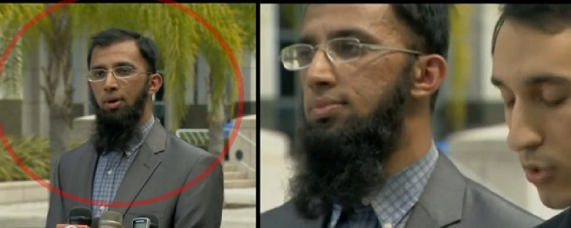 On Tuesday Florida police announced that they had busted an enormous ring of people accused of committing sexual assault on children. One of the accused, Ahmed Saleem, was an official of CAIR Florida, and they even had him represent them at a press conference where they announced they were suing the FBI  for killing a terrorist suspect connected to the Boston Marathon bombers earlier this year: