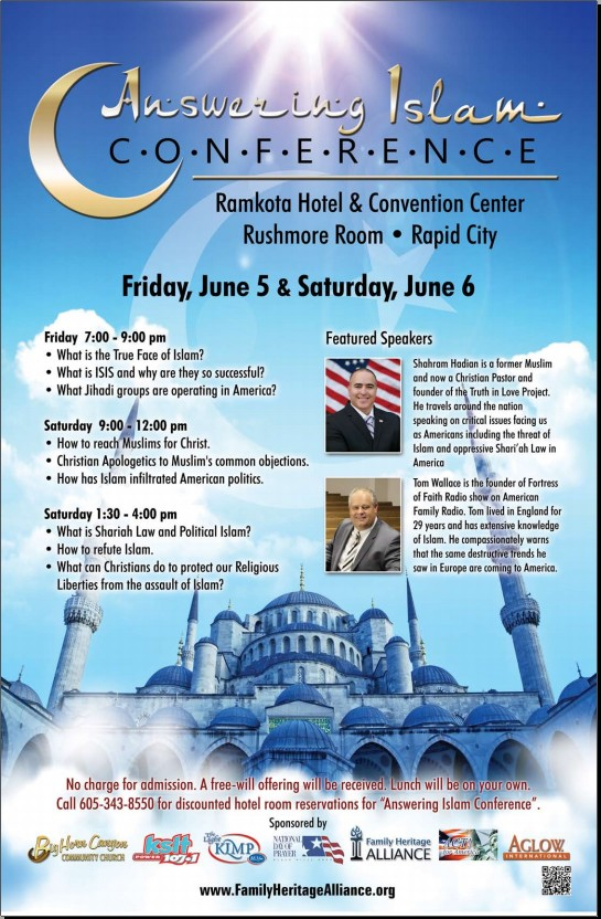 Answering Islam Conference-1