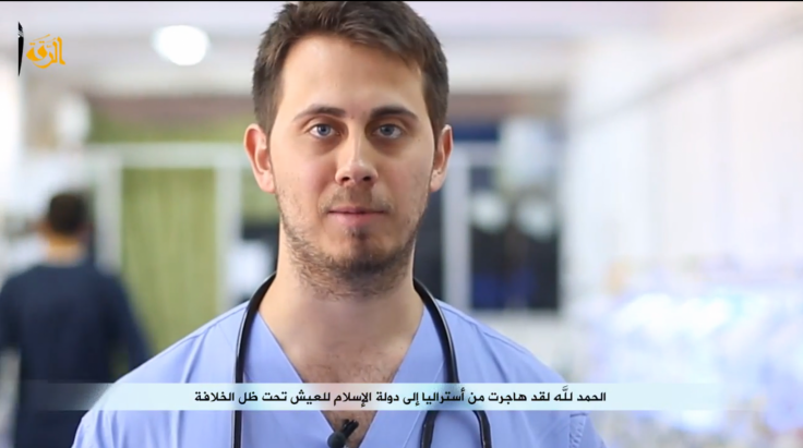Australian doctor Tareq Kamleh has joined Islamic State, and urges other medics to join him in Syria