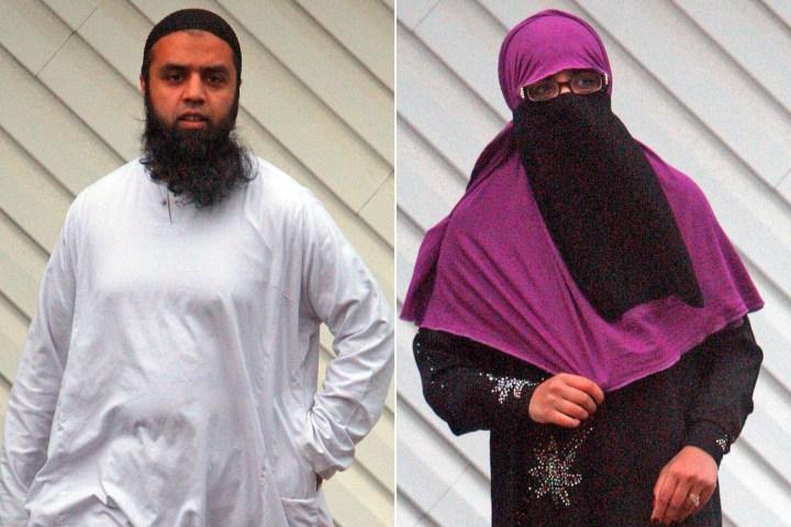 $5 million shakedown  scammers Fahad and Amina Tirmizi