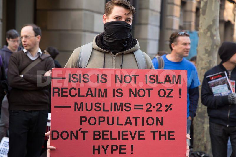 PRO-ISLAMIZATION FASCIST