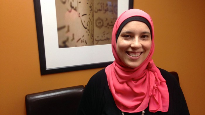 Alia Salem, spokesjihadist for CAIR