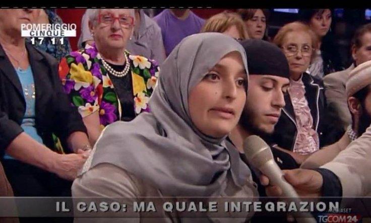 Fatima Az Zahra, née Maria Giulia Sergio
