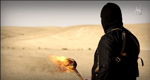 SHOCKING NEW VIDEO (see below) released by the Islamic State (ISIS