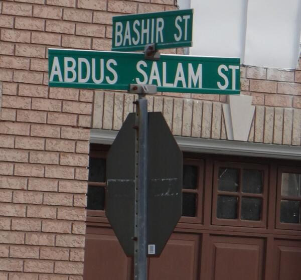 NON-MUSLIM NO-GO ZONES WHERE EVEN THE STREETS HAVE MUSLIM NAMES