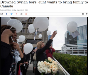 Drowned-Syrian-boys-aunt-wants-to-bring-family-to-Canada-Houston-Chronicle-2015-09-06-17-22-50-618x531
