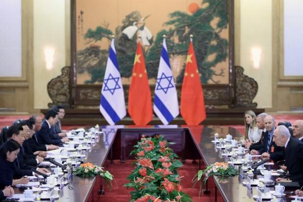 Israel-China