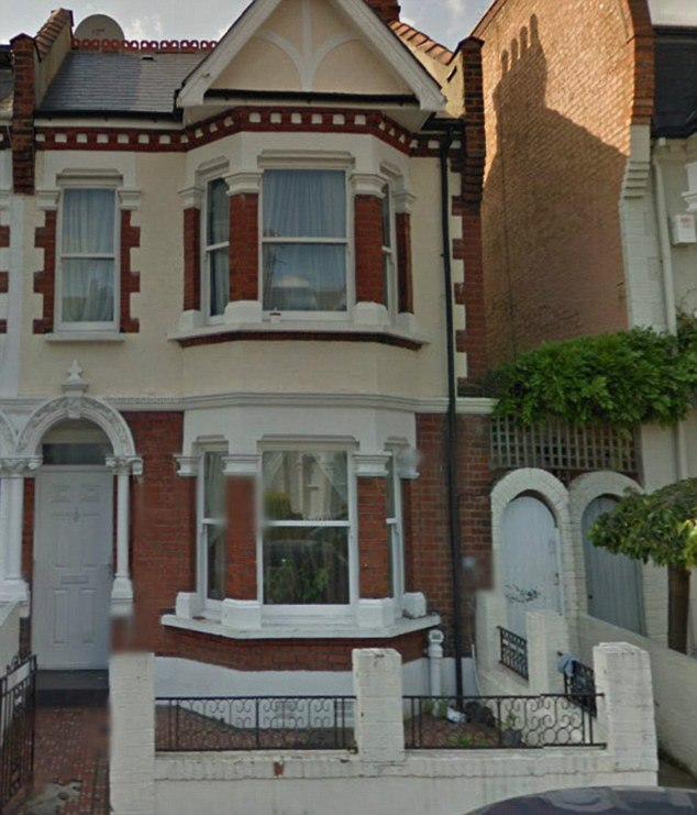 Muslim pigs are squatting in this £1.25 million house