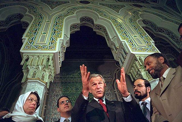 bush-nihad-awad-muslim-brotherhood