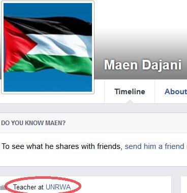 Maen-Dajani-UNRWA-link