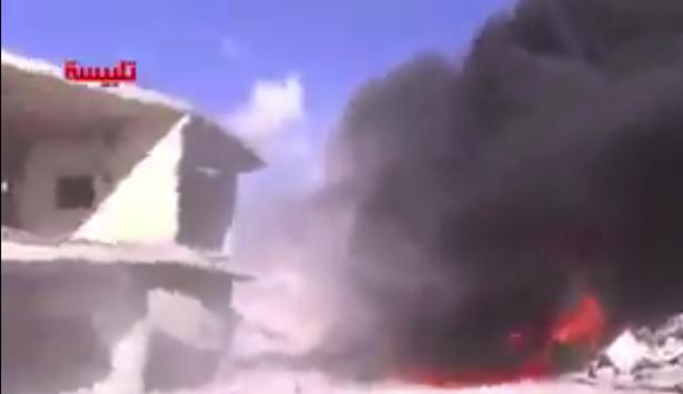 Russian-air-strikes-in-Syria