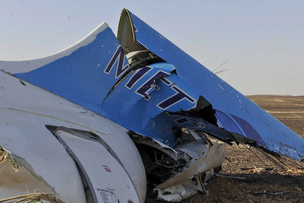 The-remains-of-a-Russian-airliner-which-crashed-is-seen-in-central-Sinai-near-El-Arish-city