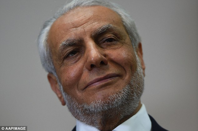 While his statement offered condolences to the families and friends of at least 129 victims who were killed in Paris on Friday, the Grand Mufti was slammed for his 'disgraceful' comments about potential causative factors.