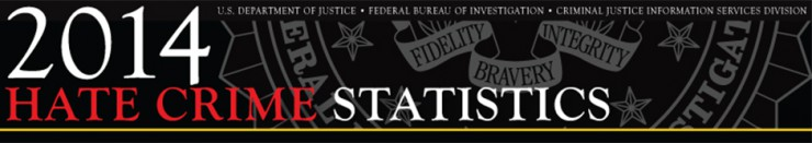 Hate Crime Statistics 2014