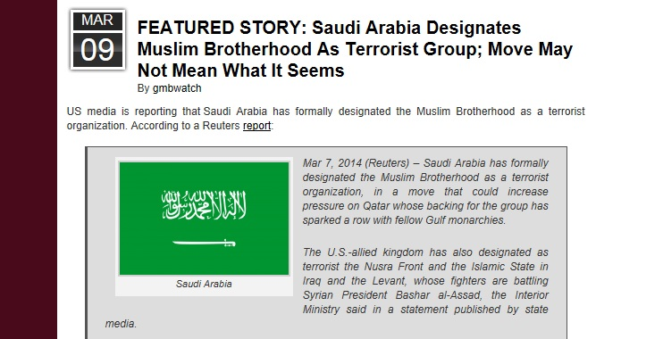 Saudi-Arabia-Labels-Muslim-Brotherhood-Terrorist-Organization