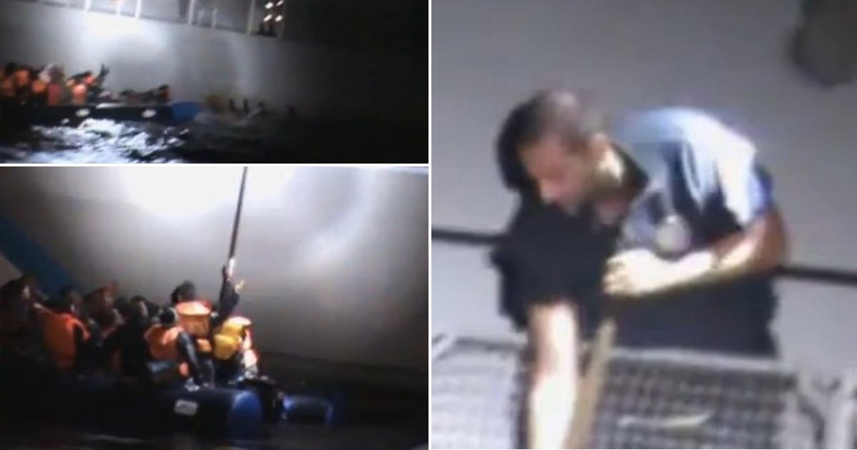 TEASER-Greek-coast-guard-allegedly-trying-to-deflate-and-sink-a-boat-full-of-refugees