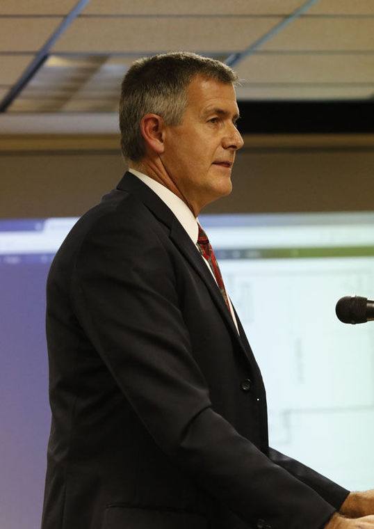 Islamic Center attorney Claude Berreckman Jr.