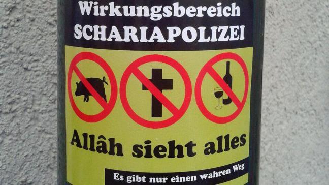 SHARIA RULES: No Pork. No Christianity. No Booze