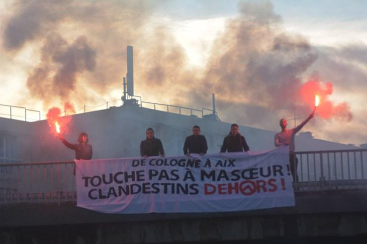 Génération Identitaire Flanders Hainaut Artois.