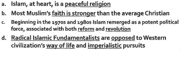 IslamWorksheet