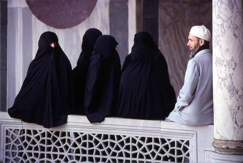 Islamic-wives