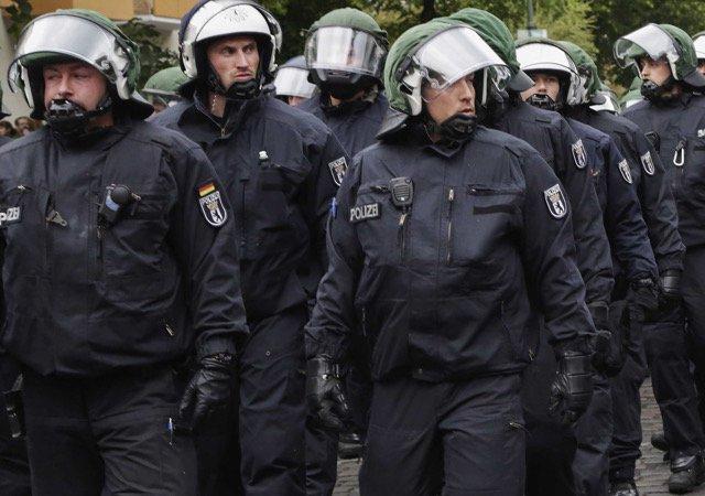german-police-crime