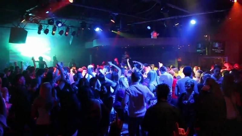 TEN X nightclub before the shooting