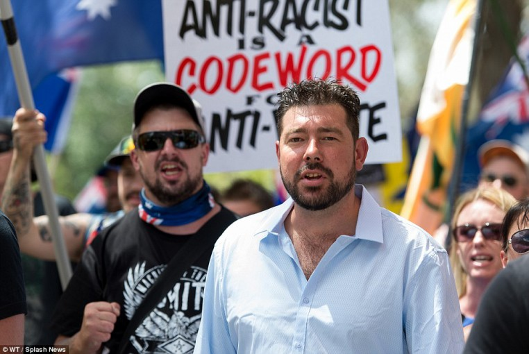 30EF6A8700000578-3435093-Daniel_Evans_from_Reclaim_Australia_is_pictured_standing_before_-a-9_1454797209426-1