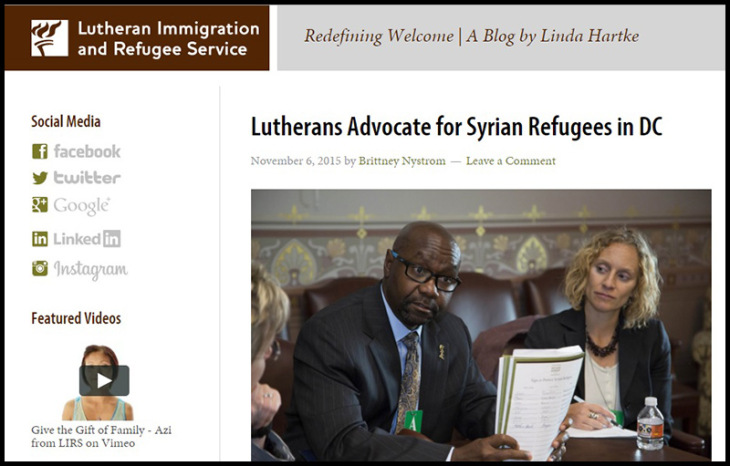 Lutherans-advocate-for-Syrian-refugees