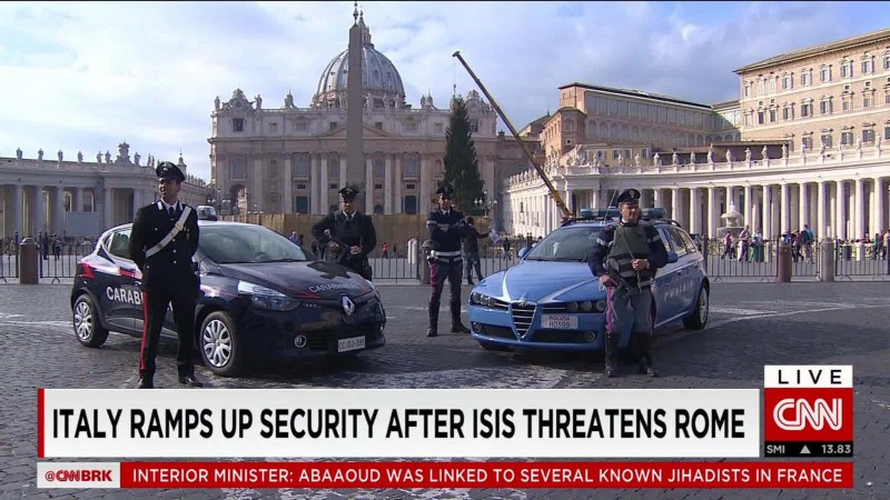 151120061215-ben-wedeman-italy-ramps-up-security-isis-threatens-rome-vatican-pkg-00000000-full-169