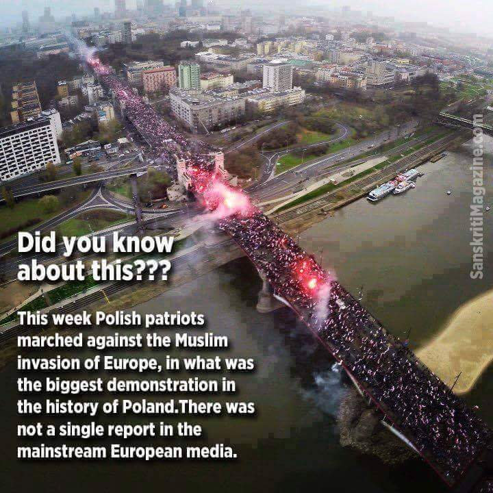 polish-march-refugees