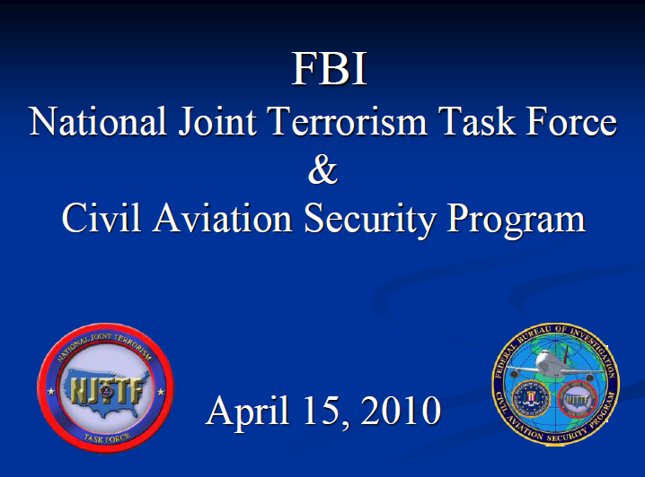 FBI-AirportSafety