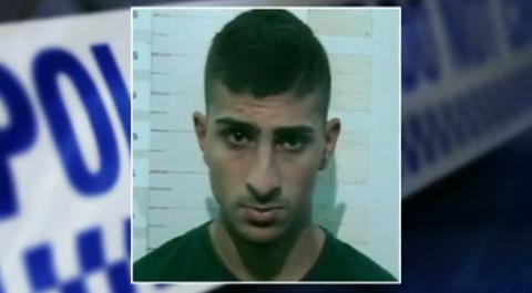 Maximum security Muslim inmate Bourhan Hraichie