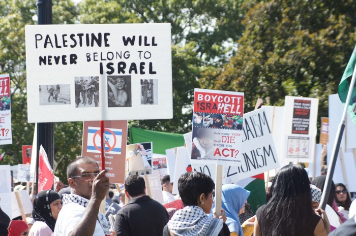 What Muslims in Canada think of Israel