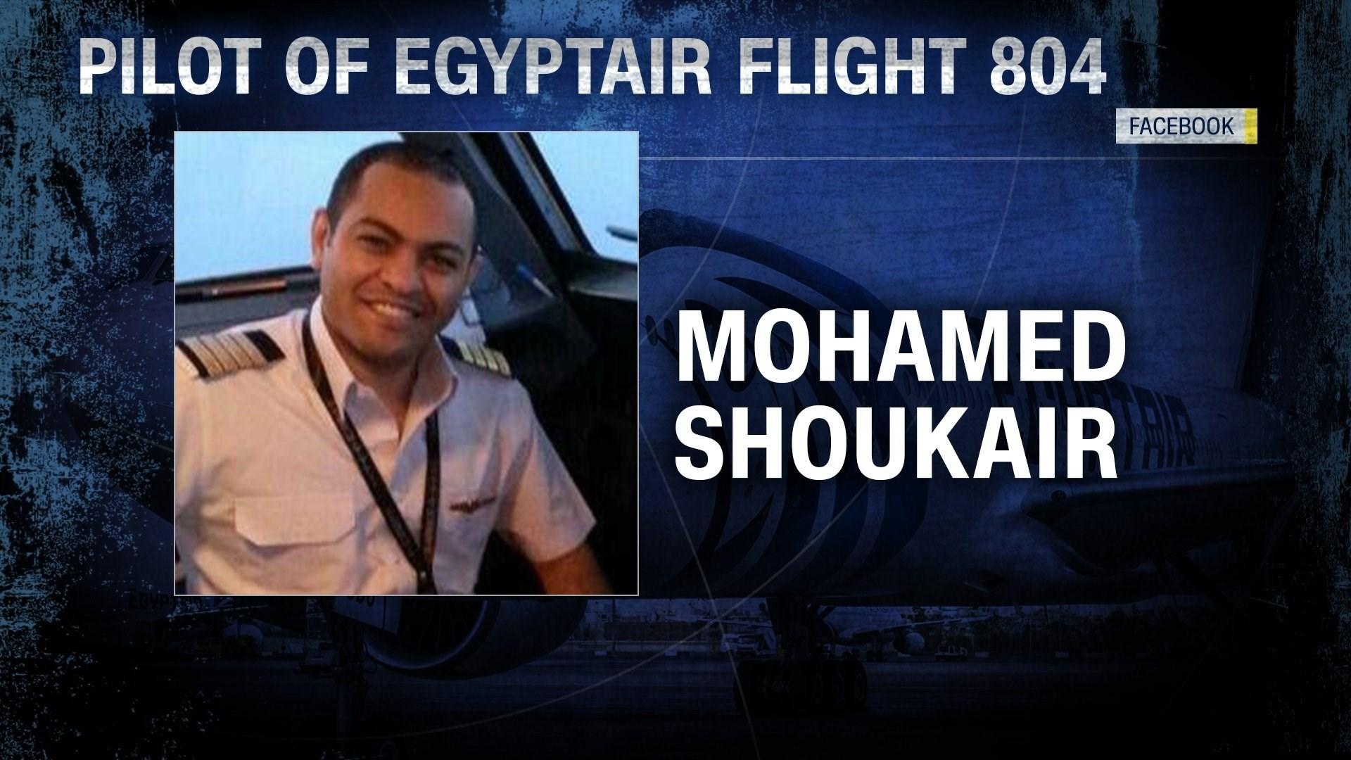 EgyptAir Flight 804 Victim: Mohamed Shoukair