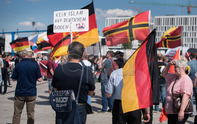 """No Islam on German soil"""