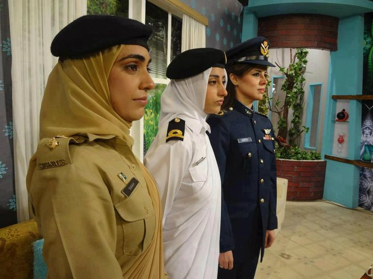 Do we want to look like the Pakistani Army?