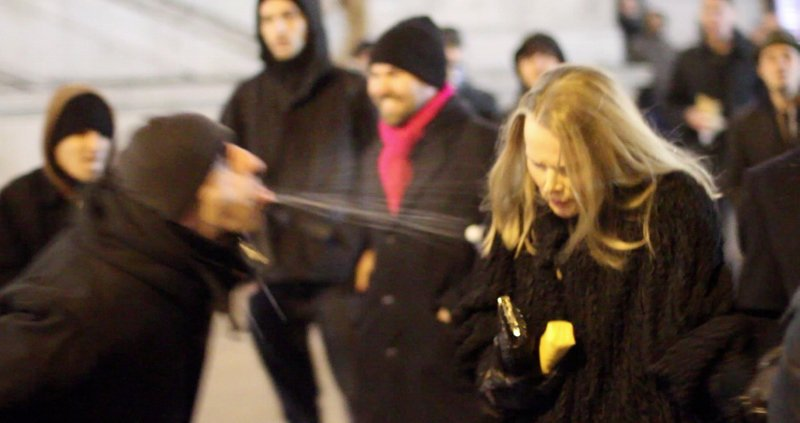 This is what happens when Swedish women turn down sexual advanced from Muslim men