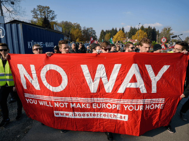 MAJORITY of Austrians are against Muslim immigration