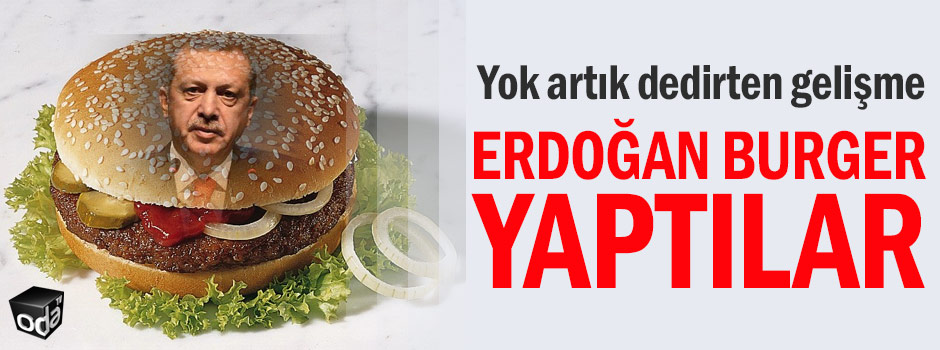 """Erdogan Goat cheese burgers"" add ""Urban Burgery"" says restaurant owner, was reportedly forced to close the business for 3 days because of threats from Turkish Muslims"
