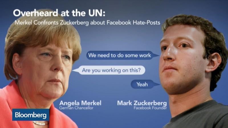"""Hillary-fan Mark Zuckerberg agreed to censor anti-Muslim migrant """"hate speech"""" in Facebook"""