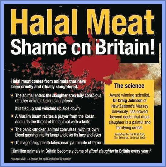 Ban-Halal-Meat-Campaign