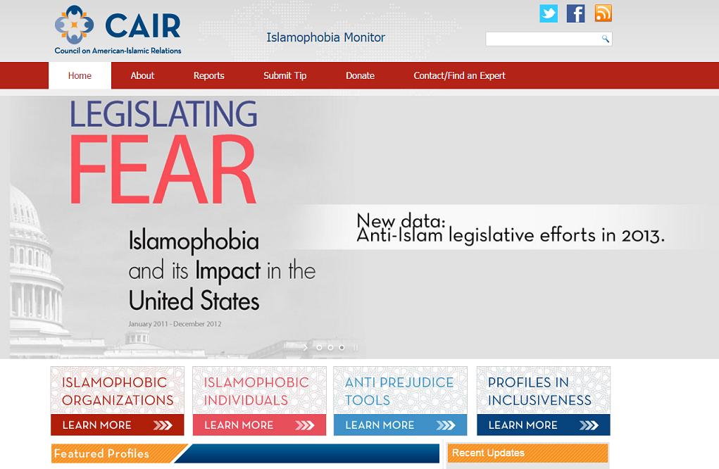 CAIR-Islamophobia-Monitor