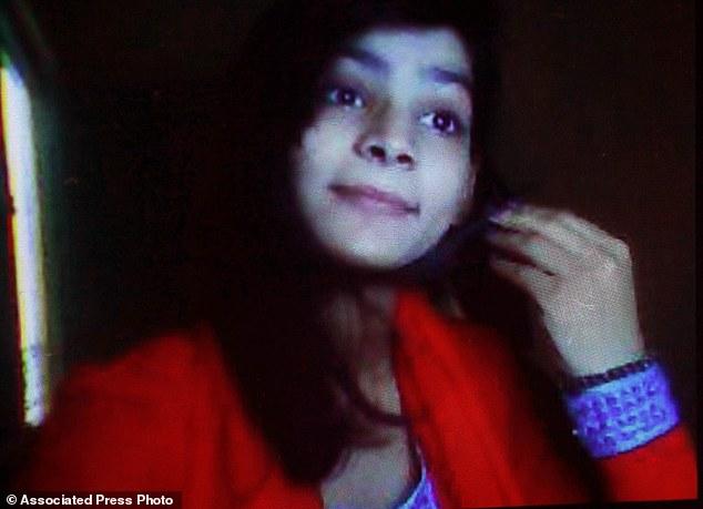 Burned alive: Zeenat Rafiq
