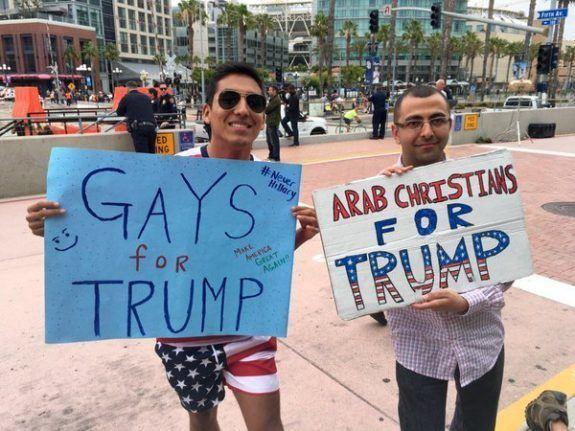 gay cumber facial