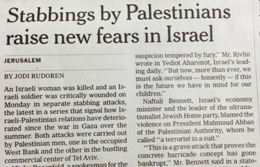 inyt Palestinian stabs