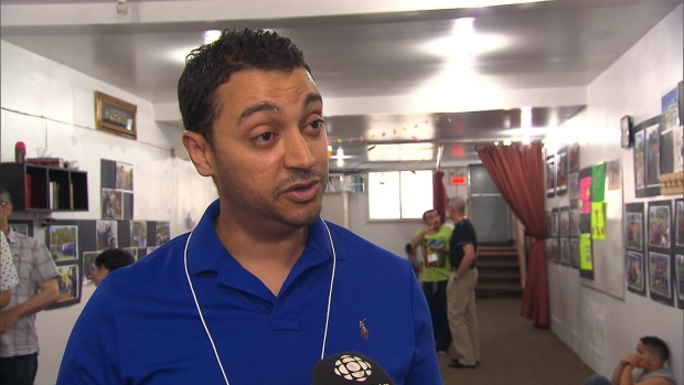 Rachid Hajir, spokesman for the Ahuntsic Cultural Centre, says those opposing their official place of worship designation are 'just afraid of whatever is Muslim (VERY TRUE!)